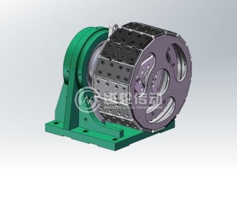 套筒式永磁调速器