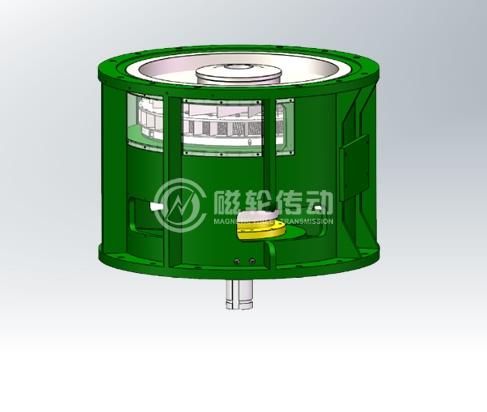 上海自冷型立式永磁调速器