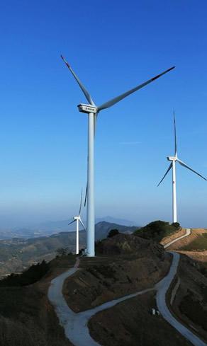 风力发电机领域